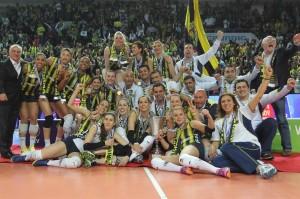 Fenerbahce vince Cev Cup