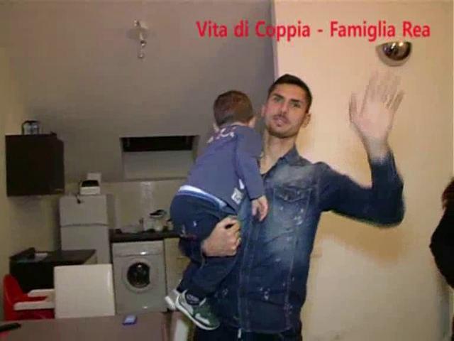 Vita di coppia: Angelo Rea