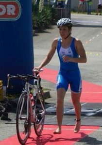 Elena Manzato Oxygen triathlon