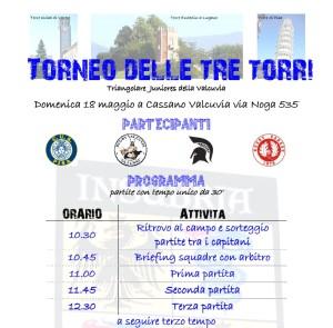 Programma torneo rugby 17-5-14