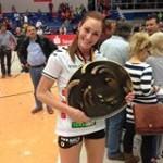 Rebecca Perry vittoria campionato