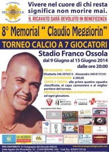 Memorial Claudio Meggiorin