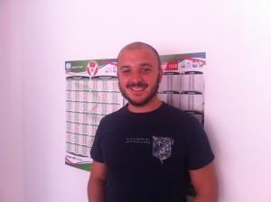 Marco Bof, seg. settore giovanile Varese