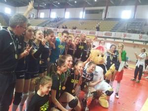 Orago under 14 campione d'italia 2014