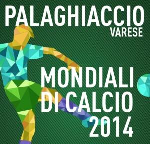 Palaghiaccio mondiali 2014 logo