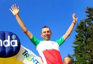 Santaromita campione italia 2013