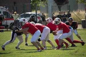 Wolverines - Gorillas playoff 2014 2 carlo braccio
