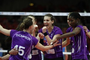 Zurigo volley femminile 13-14