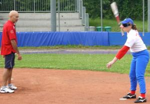 Baseball non vedenti I Patrini 2014