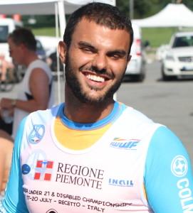 Daniele Cassioli Europeo 2014 b