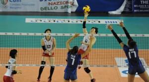 Italia Giappone volley femminile 14