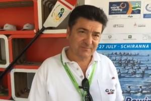 Luigi Manzo canottaggio
