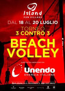 torneo unendo energia italiana beach volley
