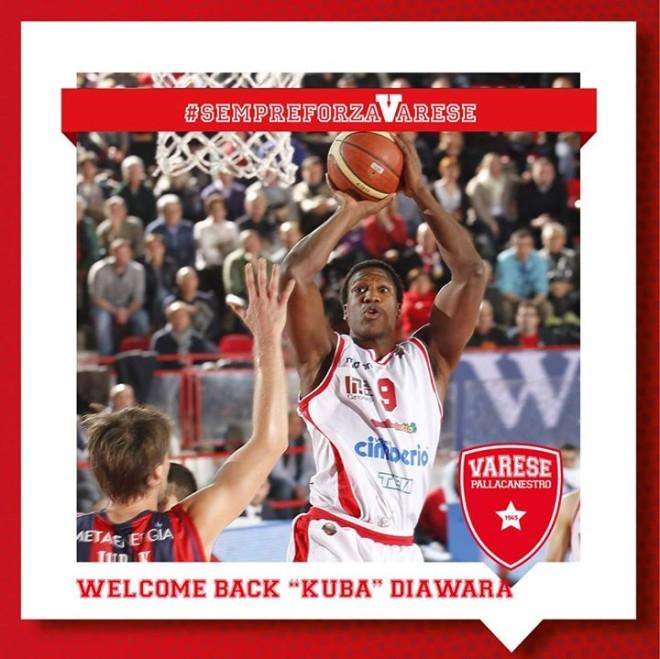 Diawara is back!