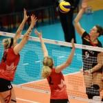 Aelbrecht con Belgio contro Canada