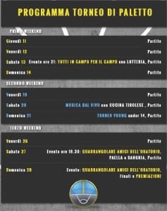 volantino torneo paletto 2014