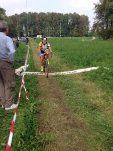 Ciclocross Caldiroli 19 ottobre 2014