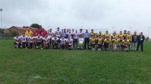 Skorpions Under 16 e Blitz 2014 in Piemonte