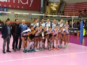 Volero Zurigo vince Bruna Forte 2014