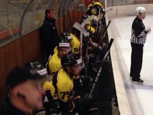 panchina mastini hockey