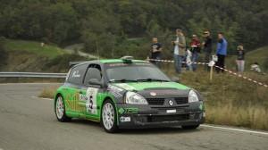 Gianesini-Fulvione al Rally Day Colline Matildiche.