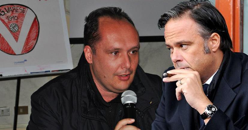 """Amirante chiarisce e risponde per Rosati : """"Non è interessato al Varese"""""""