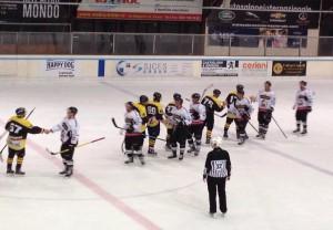 Hockey Varese-Merano finale