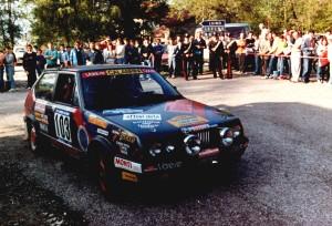 1° Rievocazione Storica del Rally Automobile Club Varese-Insubria Historic