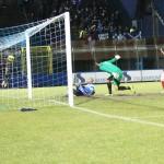 Pro Patria-Pavia baclet goal