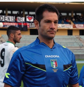 arbitro Candeo