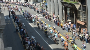 Il Giro a Varese in Fotogallery