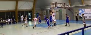 Verbano basket 2014-15