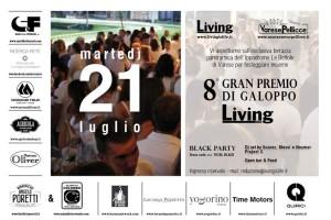 living is life locandina 2015