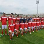 Varese Raduno squadra