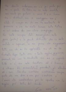 lettera Serafini