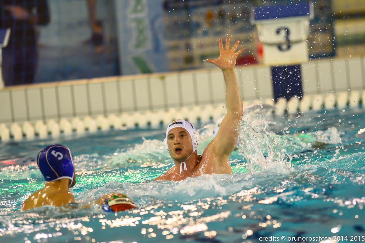 Serie A1, 13ª giornata: domani la BPM Sport Management sfida il CN Posillipo