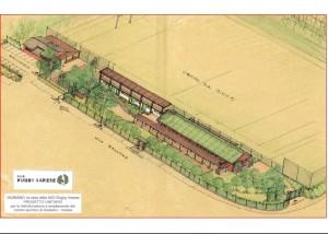 cittadella del rugby, progetto 2015
