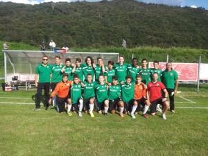 Valceresio Allievi 2000 - stagione 15-16