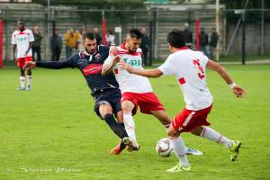 calcio serie D campionato 2015 2016Varesina vs Piacenza :