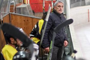 Varese - Renon quilici in panchina