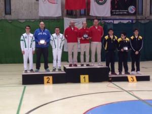 Assoluto Squadre OL maschile Arcieri Varese