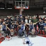 16-01-17  VARESE BASKET IN CARROZZINA CANTU' VS ROMA