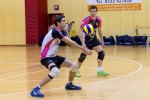 Gasparini Yaka volley malnate 2016