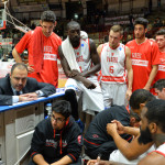 Ojm-Larnaca time out