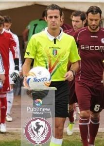 Vincenzo Fiorini arbitro