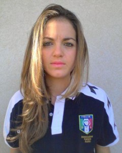 Ylenia D'Alia arbitro