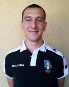 Fabio Pasciuta arbitro