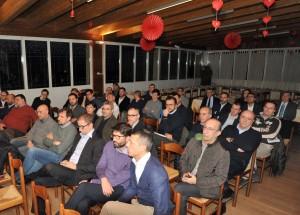 16-02-15 VARESE PALLACANESTRO VARESE ASSEMBLEA CONSORZIO RISTORANTE IL GAGGIO