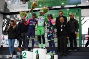 Podio 2 GP Lugano 2016 foto Azzimonti