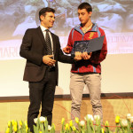 Premiazione FMI 10 Marco Gautiero